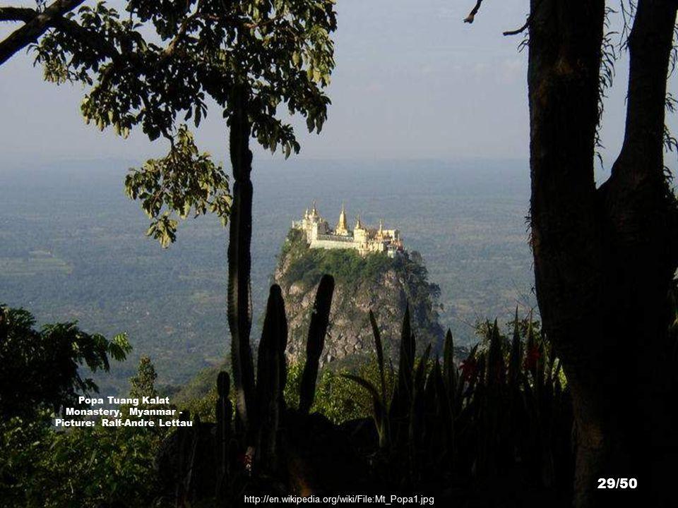 Kye Monastery Spiti, Himachal Pradesh, India – Picture: Peter Krimbacher 28/50 http://en.wikipedia.org/wiki/File:Ki-Gompa_Spiti.jpg
