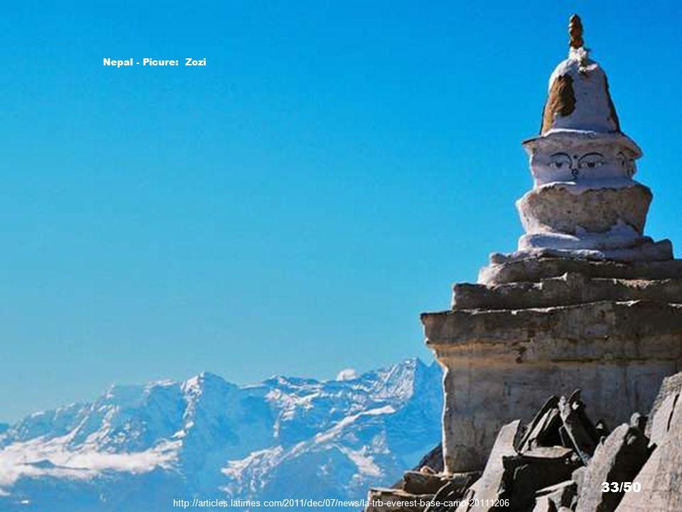 Popa Luang Kalat Monastery, Myanmar - Picture: Ralf-Andre Lettau http://en.wikipedia.org/wiki/File:Mt_Popa.jpg 32/50