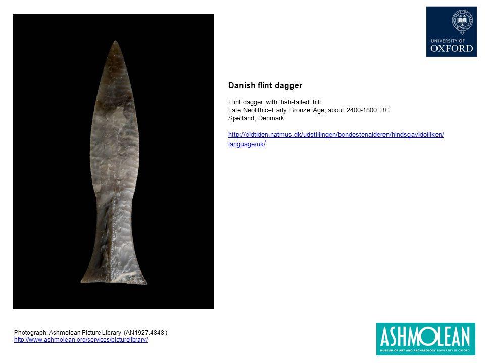 Wittenham Sword (Late Iron Age) 'The Wittenham Sword'.