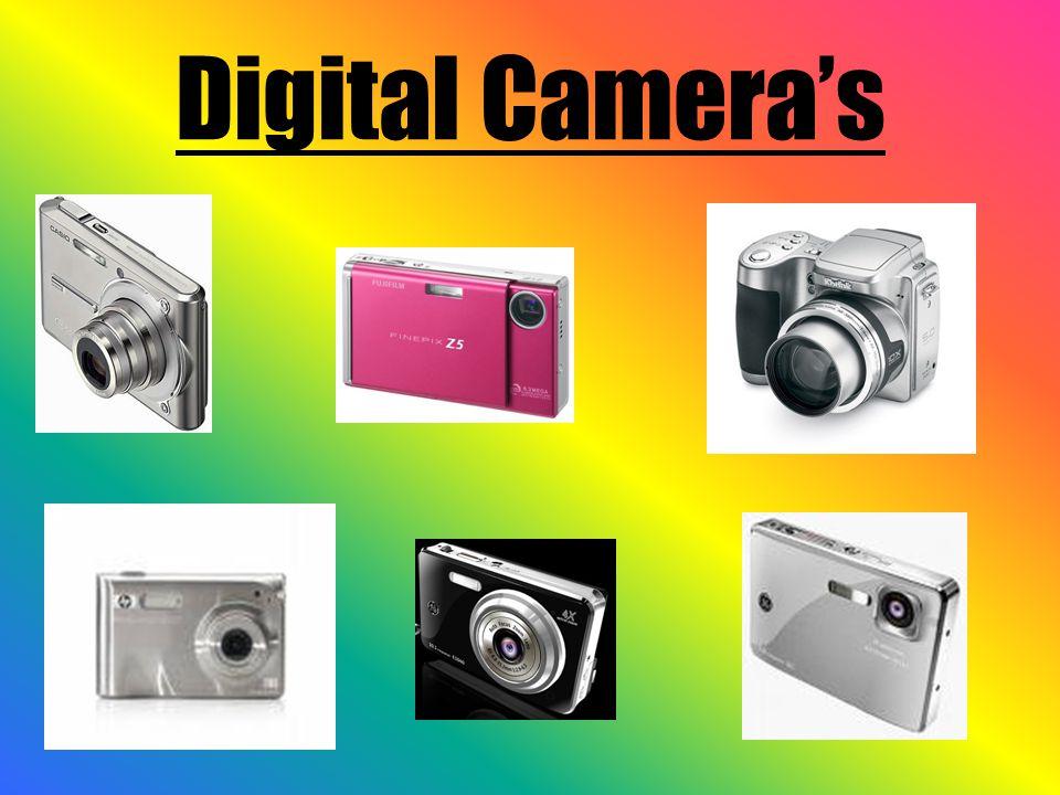 Digital Camera's