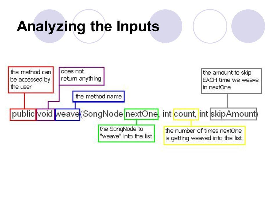 Case: skip amount = 0 a1.weave(c2, 2, 0);