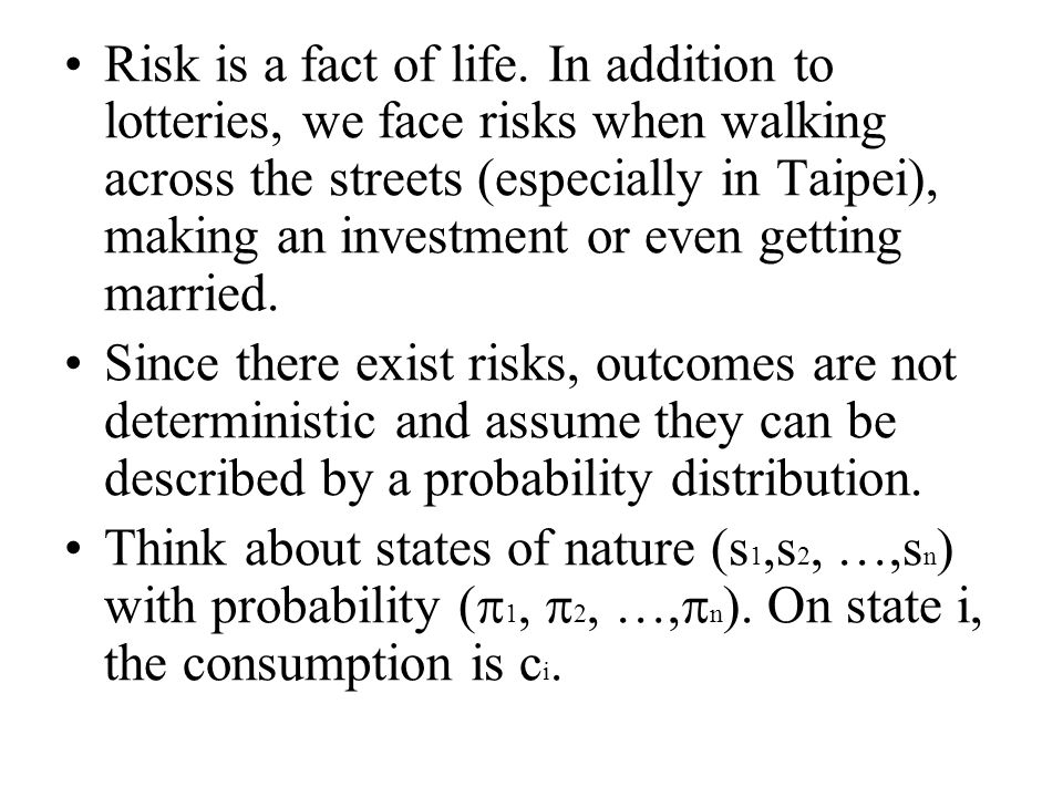 If they do not insure each other, then with probability 0.99, each has wealth 35,000 and with probability 0.01, each has wealth 25,000.