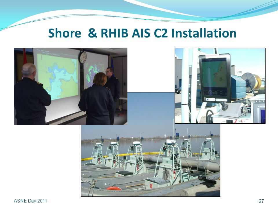 Shore & RHIB AIS C2 Installation ASNE Day 2011 27
