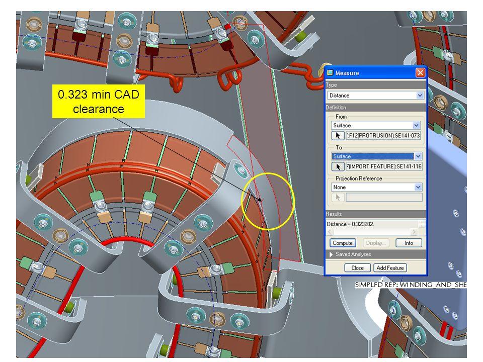 10 0.323 min CAD clearance