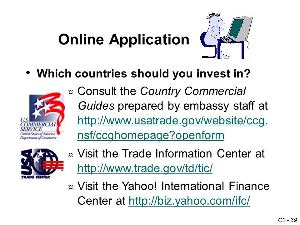 C2 - 39 Which countries should you invest in.