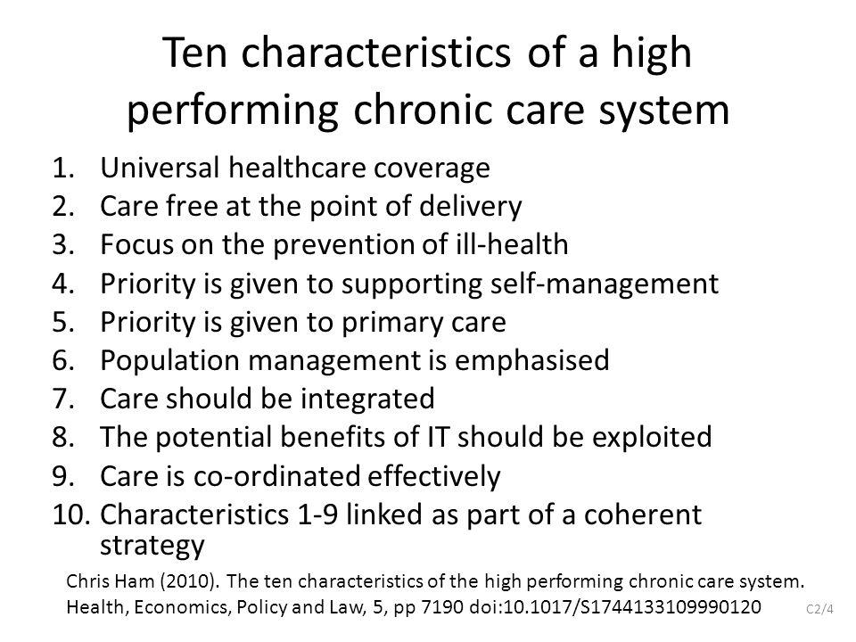 The spectrum of remote care TelecareTelehealth Convergence C2/5