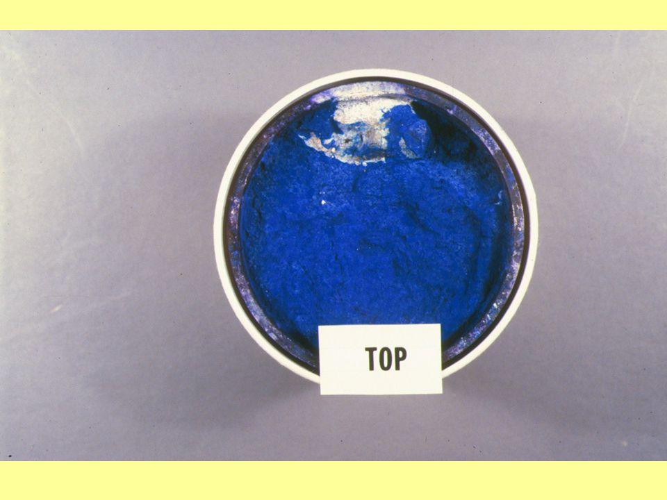 Photo of dye in C2