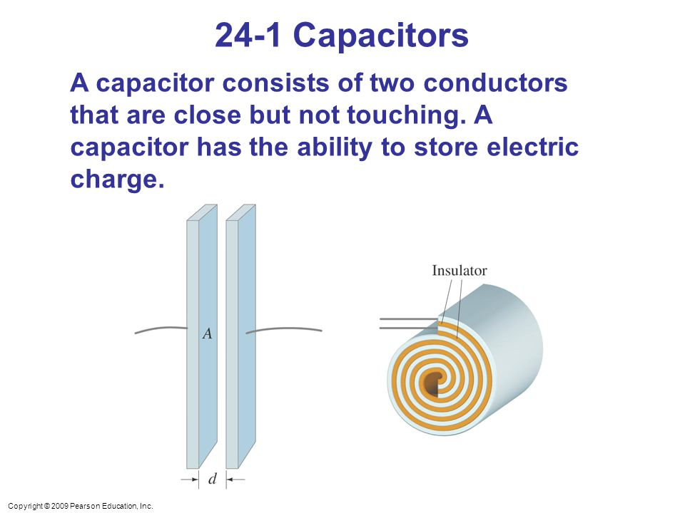 Q = CV increase its capacitance increasing Adecreasing d Since Q = CV, in order to increase the charge that a capacitor can hold at constant voltage, one has to increase its capacitance.