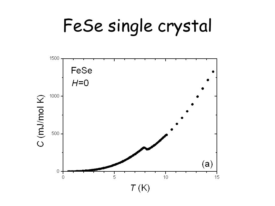 FeSe single crystal