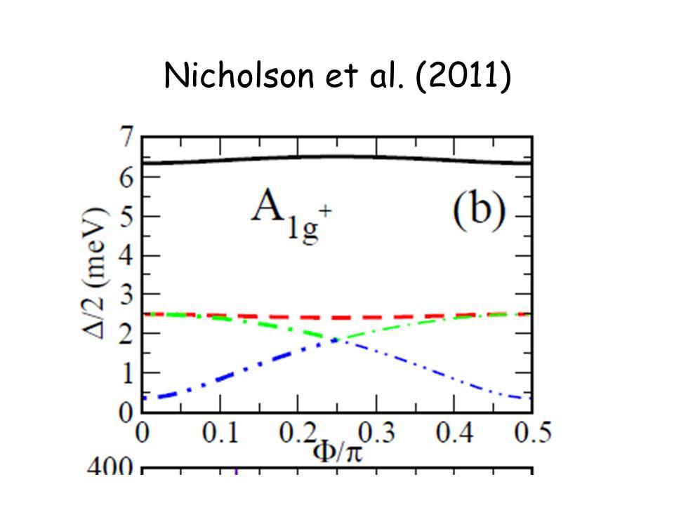 Nicholson et al. (2011)