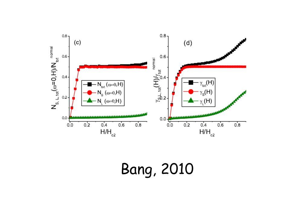 Bang, 2010