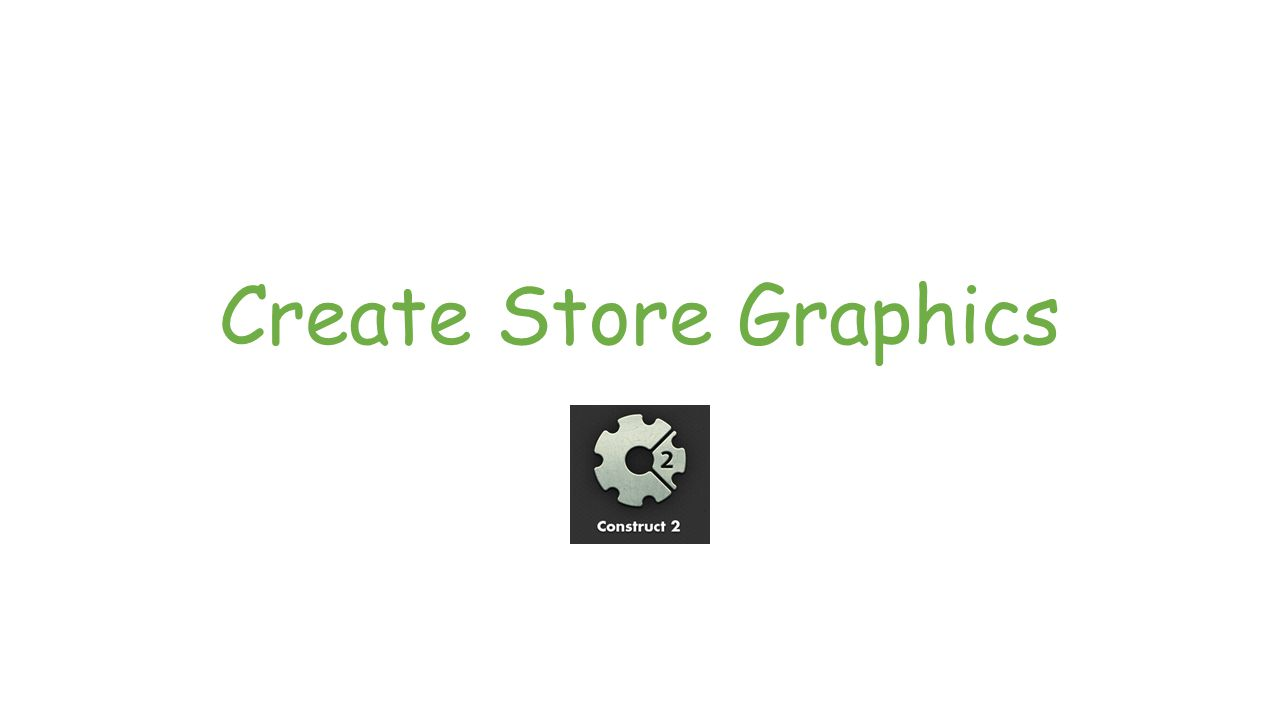 Create Store Graphics