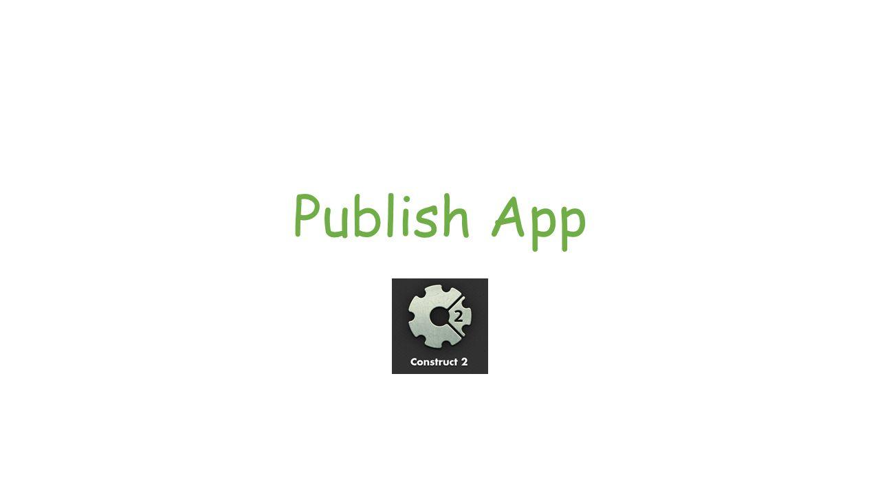 Publish App