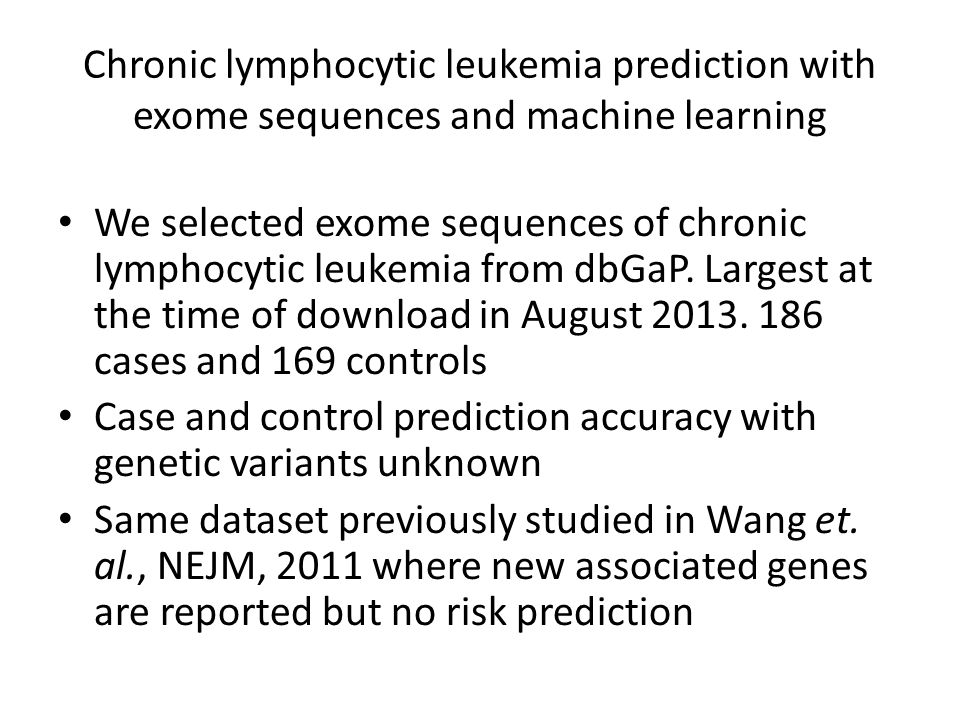 What is whole exome data.Human genome sequence Illumina 76bp short reads (exome data).
