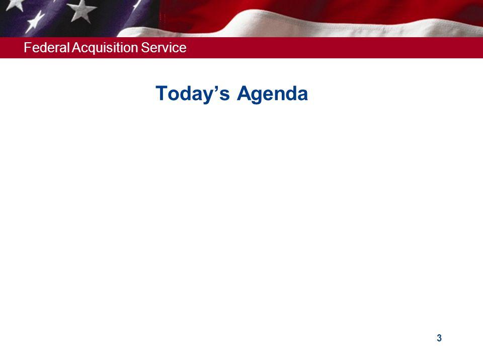 Federal Acquisition Service 2 GSA Office of Motor Vehicle Management GSA Schedule 23V GSA Schedule 751