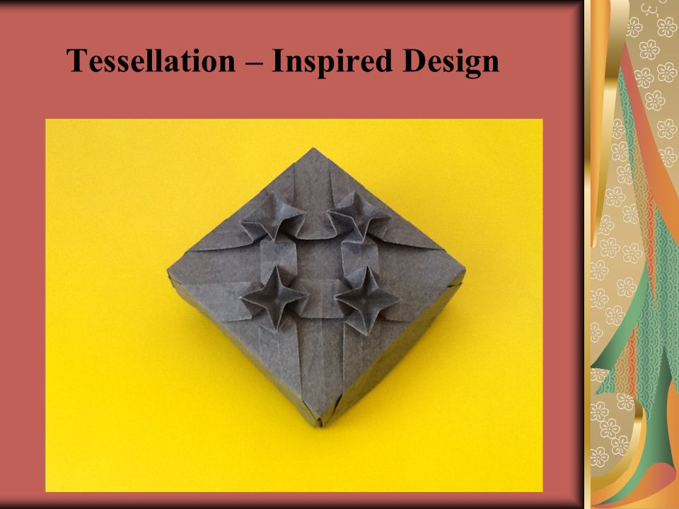 Tessellation – Inspired Design