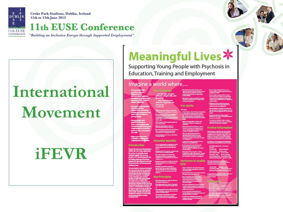 International Movement iFEVR