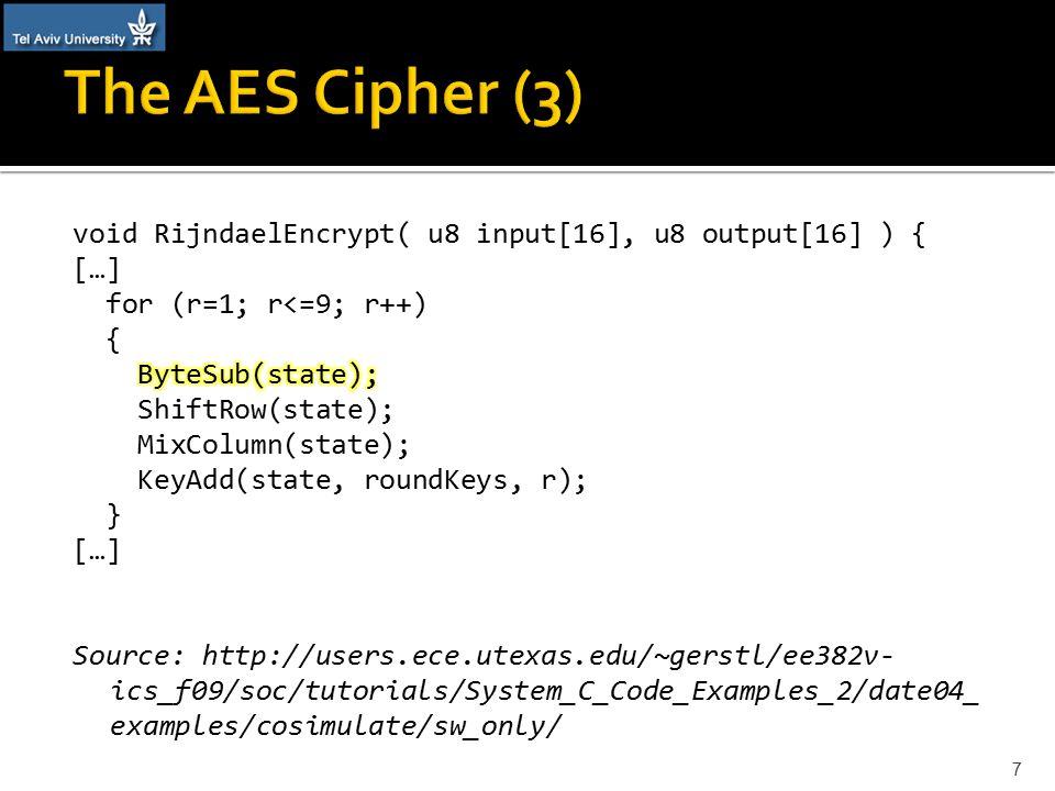  Plaintexts and ciphertexts may be chosen, known or unknown Power PlaintextsCiphertexts Crypto Device Key 18