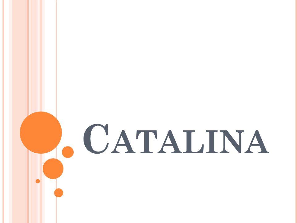 C ATALINA