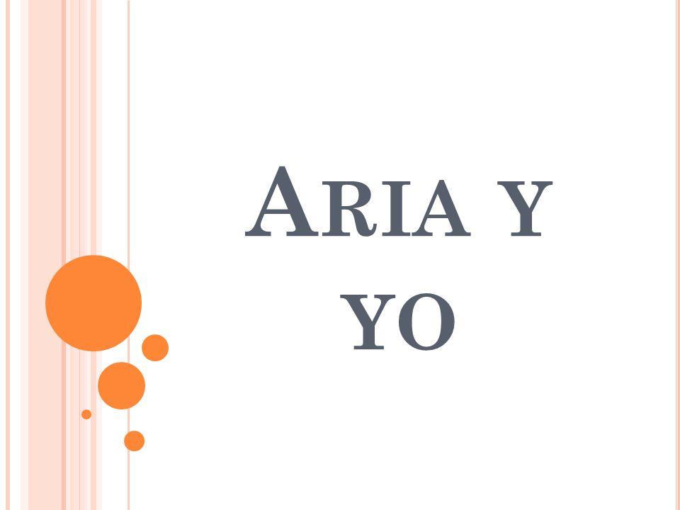 A RIA Y YO