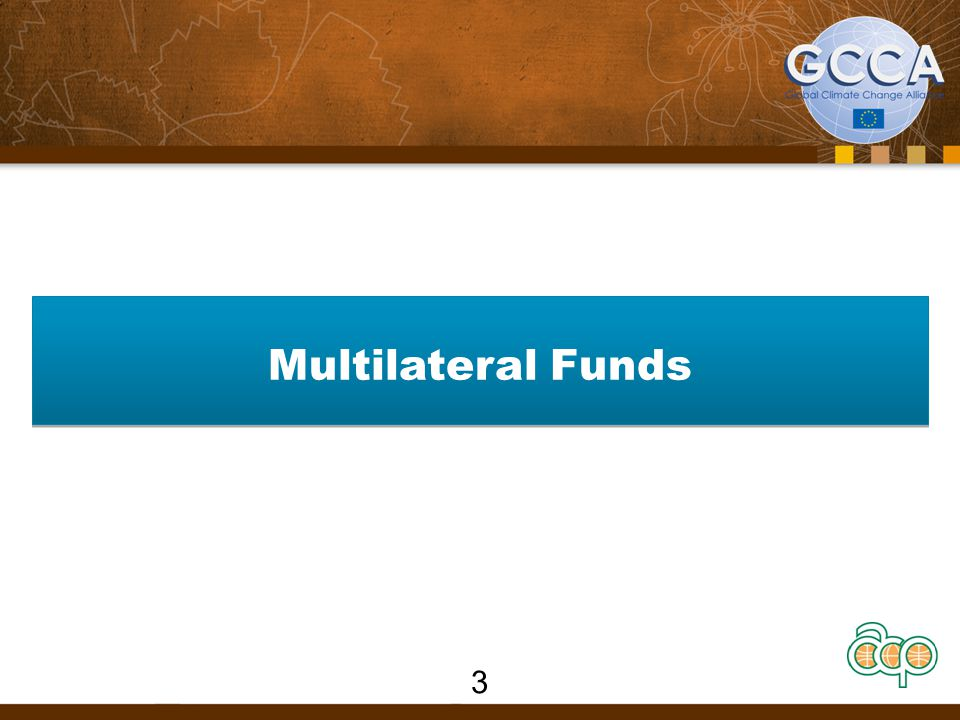 Multilateral Funds 3