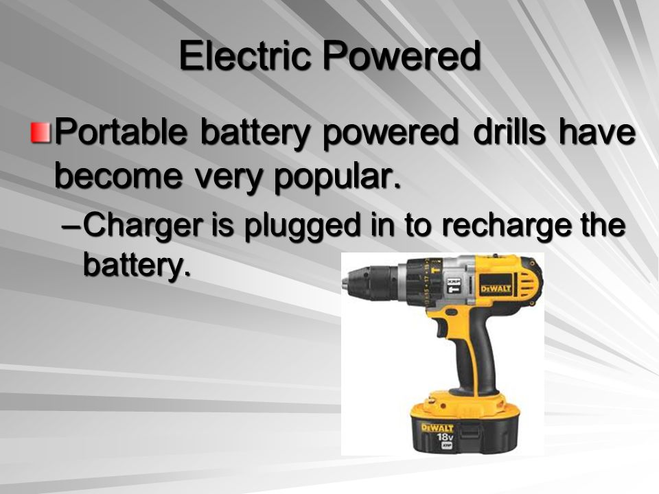 Power Nail Guns and Staplers Nail Guns: Are either pneumatic or use a battery generated spark to ignite a charge of gas to drive nails.
