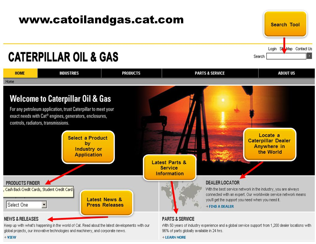 Offshore Drilling Industry Page Entire Product Line-up for Offshore Industry
