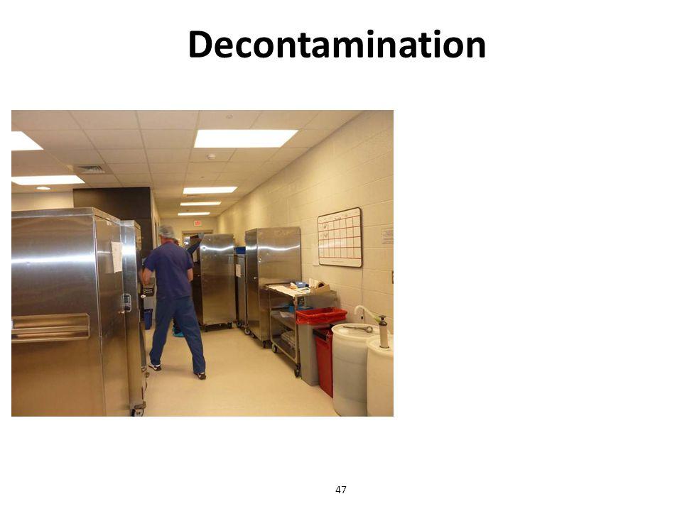 47 Decontamination