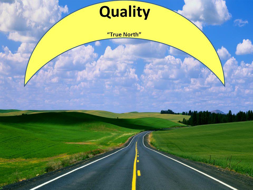 8 Quality True North