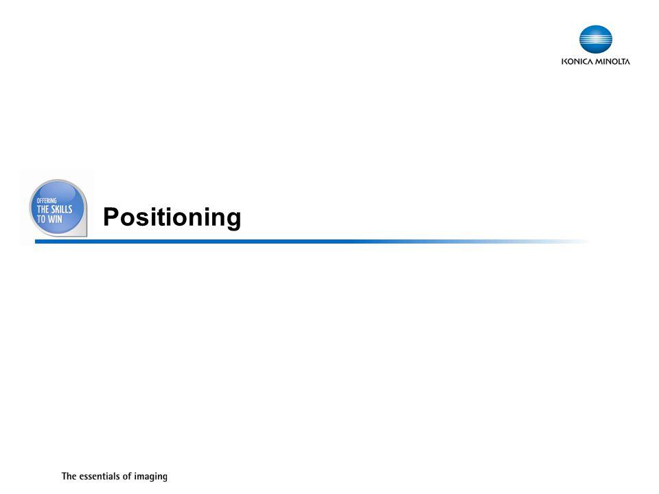 7 Positioning