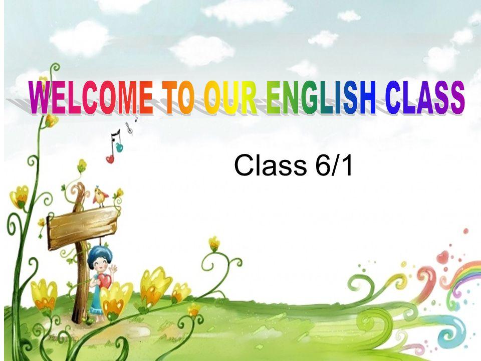 Class 6/1