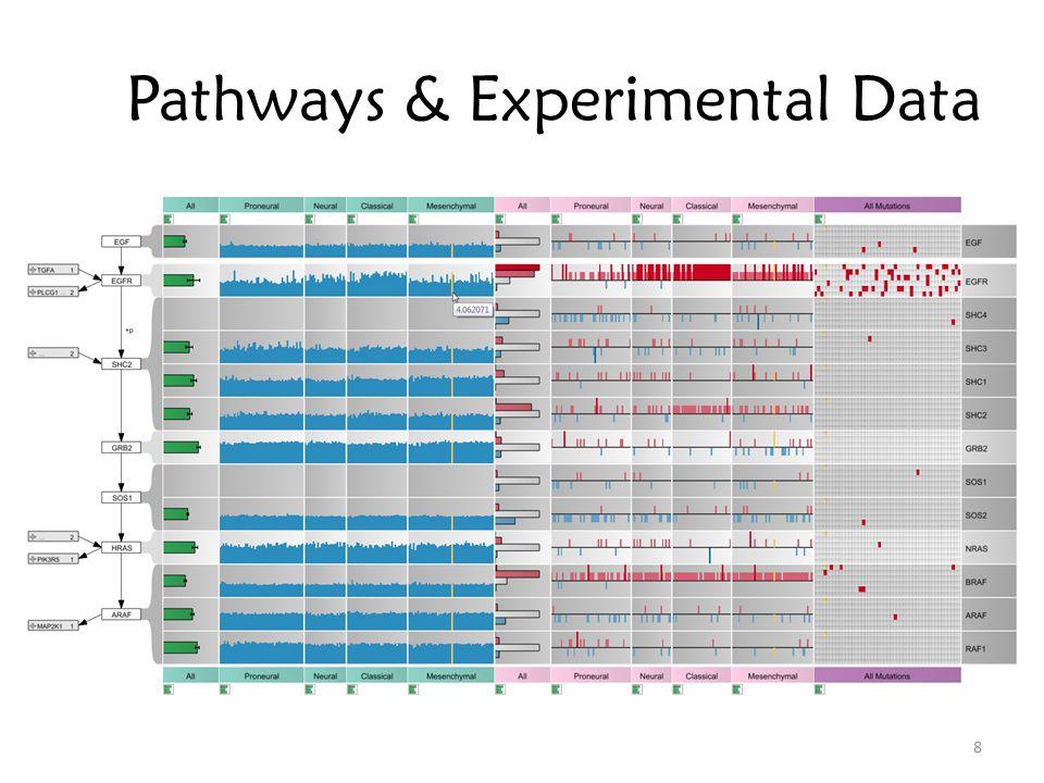 Pathways & Experimental Data 8