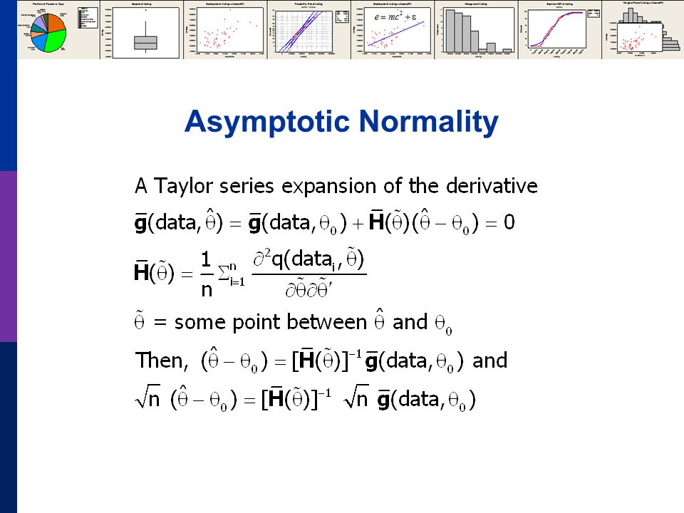 Asymptotic Normality