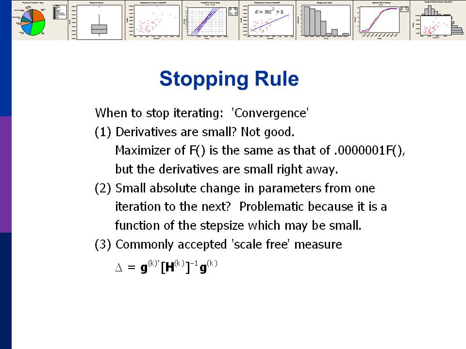 Stopping Rule