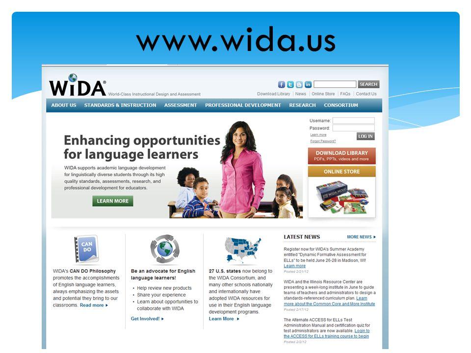 73 www.wida.us