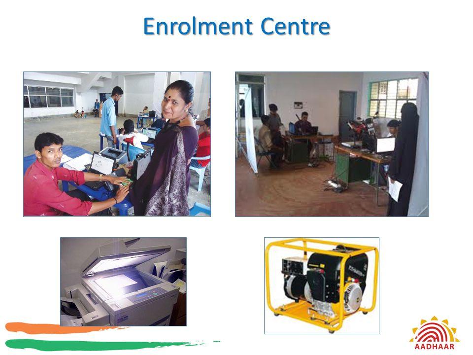 Enrolment Centre