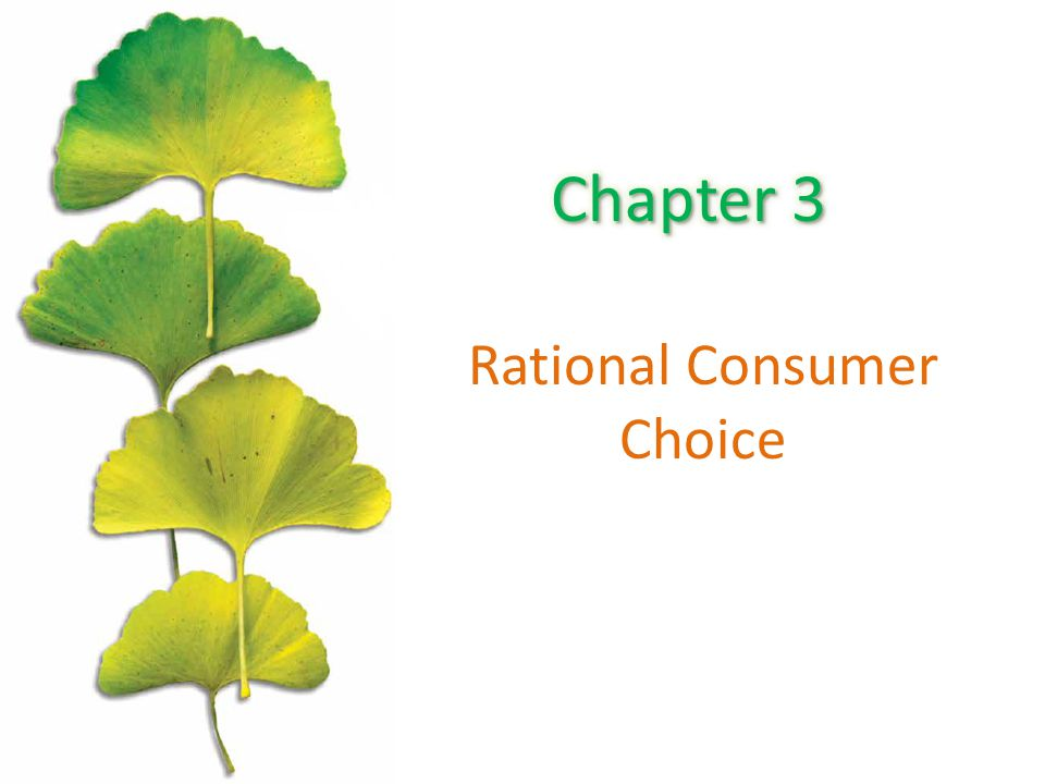 Chapter Outline The Opportunity Set or Budget Constraint Budget Shifts Due to Price or Income Changes Consumer Preferences The Best Feasible Bundle Appendix: – The Utility Function Approach to the Consumer Choice – Cardinal versus Ordinal Utility – Generating Indifference Curves Algebraically ©2015 McGraw-Hill Education.