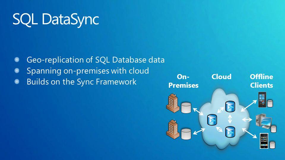 On- Premises CloudOffline Clients
