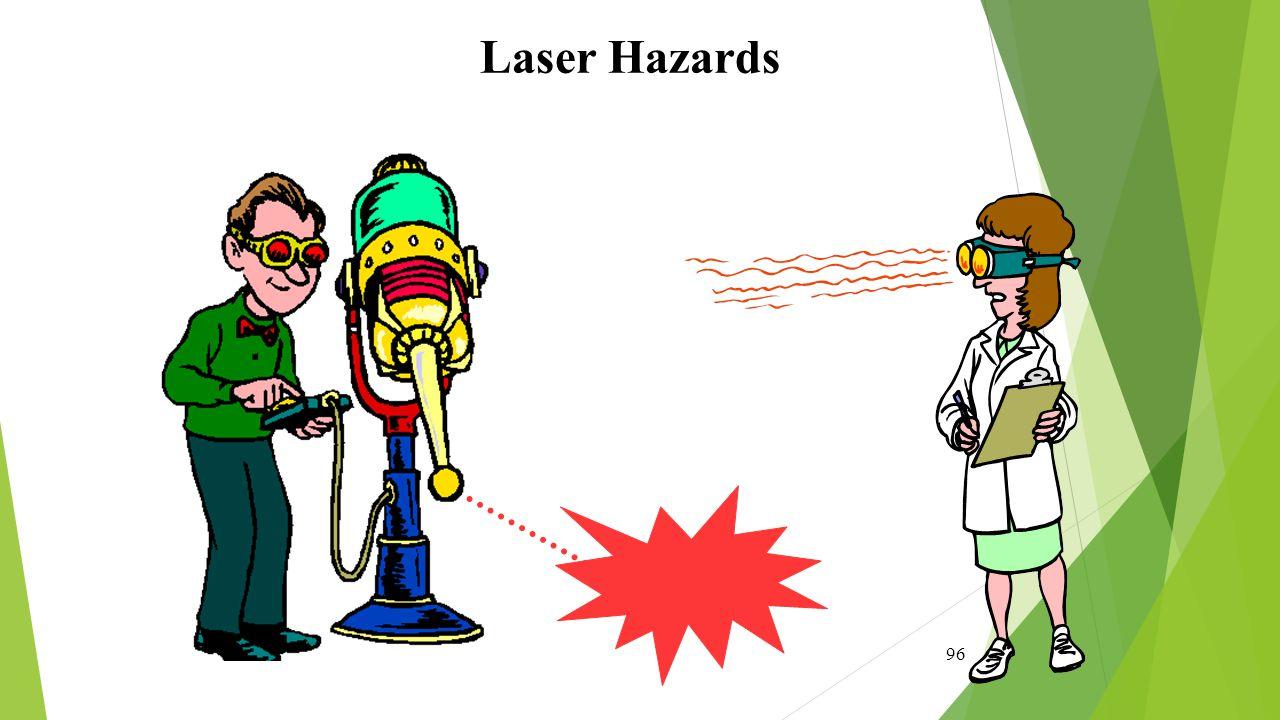 Laser Hazards 96