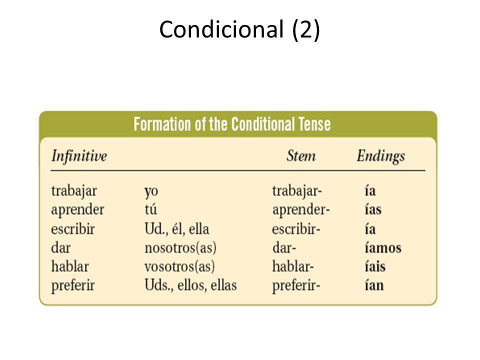 Condicional (2)