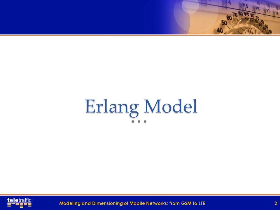 Maciej Stasiak, Mariusz Głąbowski Arkadiusz Wiśniewski, Piotr Zwierzykowski Groups models Modeling and Dimensioning of Mobile Networks: from GSM to LT