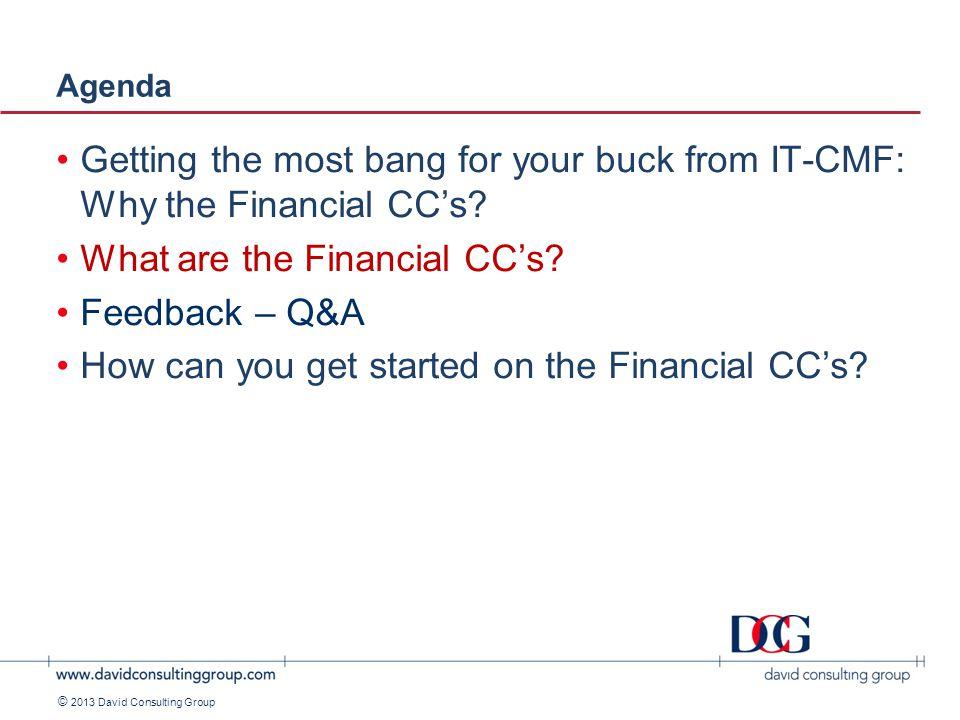 ©2011 David Consulting Group © 2013 David Consulting Group Next Steps.
