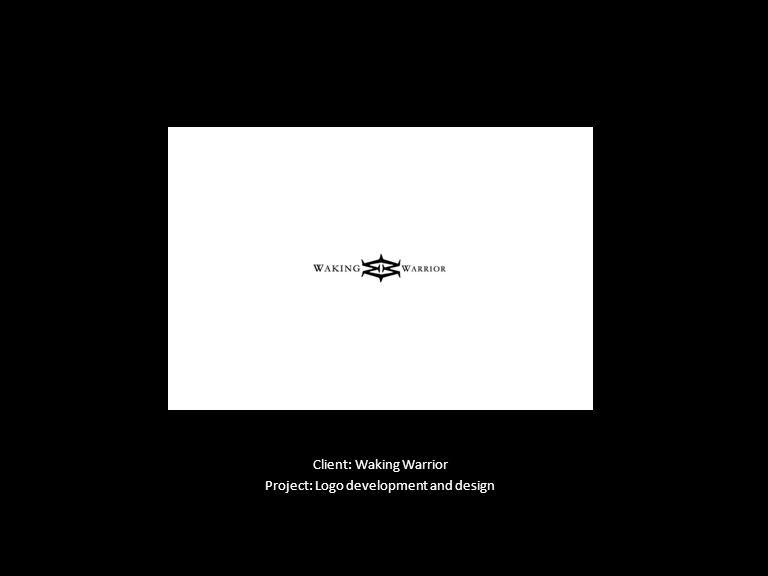 Client: Waking Warrior Project: Logo development and design