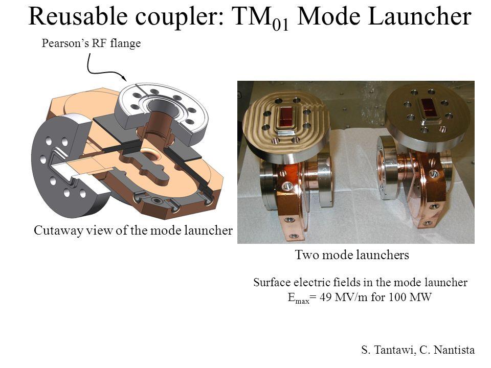 Wakefield damping ready structures 1C-SW-A5.65-T4.6-Cu-Choke 1C-SW-A5.65-T4.6-Cu-PBG Electrical design: Roark Marsh, MIT Solid Model: David Martin