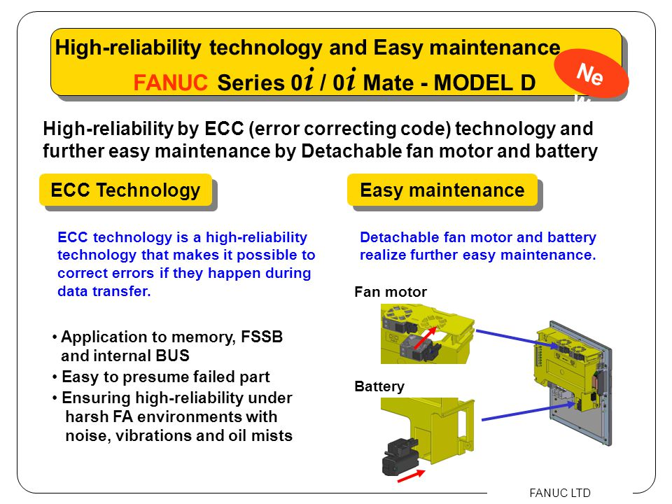 FANUC LTD Position command to servo control is calculated in much finer resolution than input unit (1nm for input unit of 1  m).