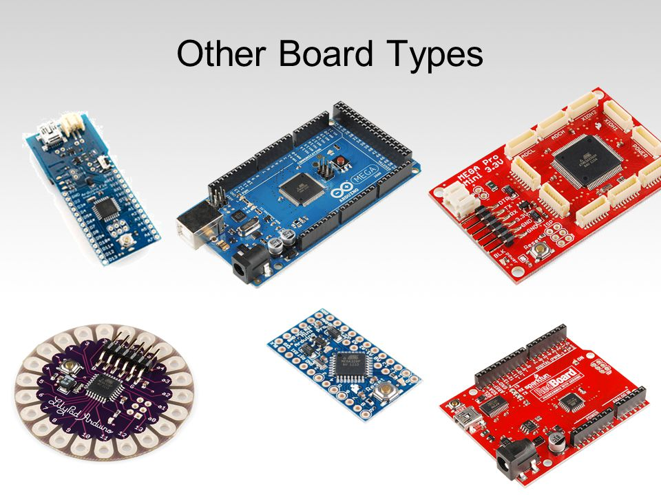 Other Board Types