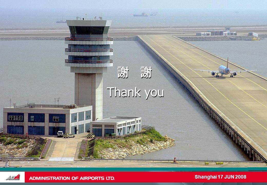 Shanghai 17 JUN 2008 謝 Thank you
