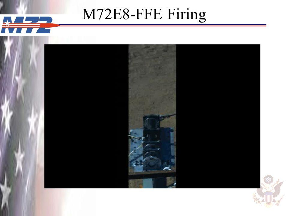 M72E8-FFE Firing