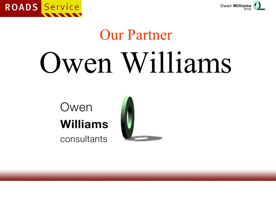 Our Partner Owen Williams