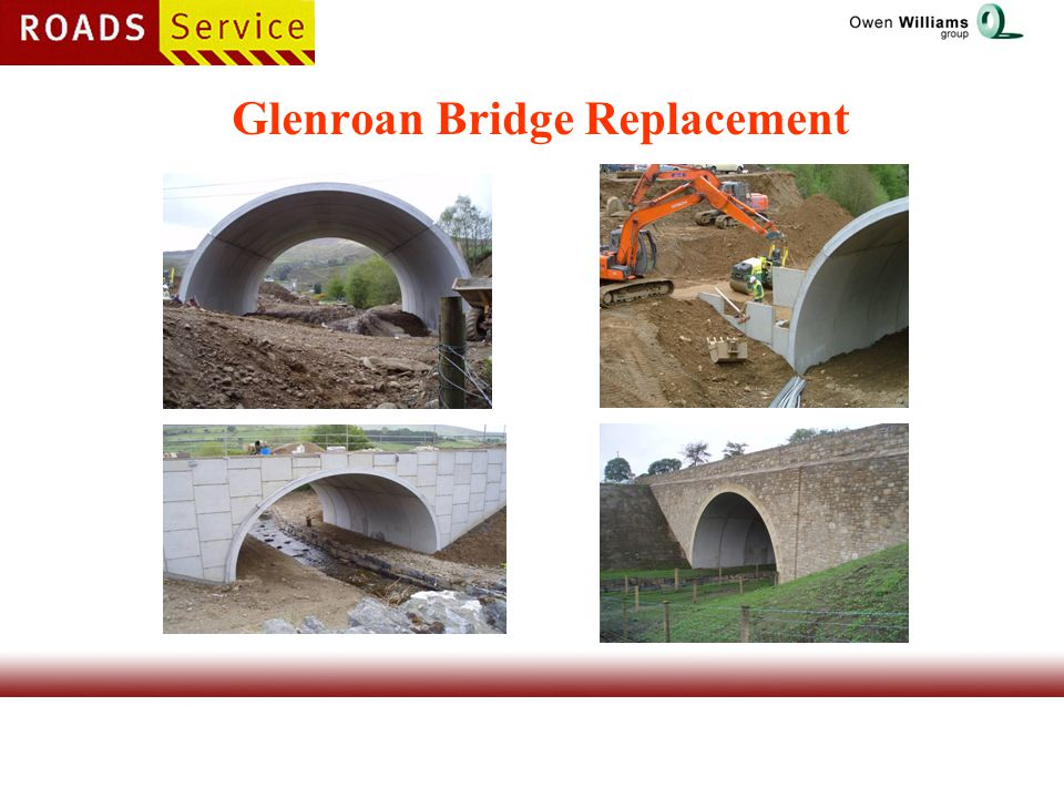 Glenroan Bridge Replacement